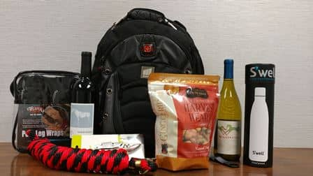 Markel Scottsdale prize package one