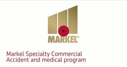 Markel accident and medical video thumbnail