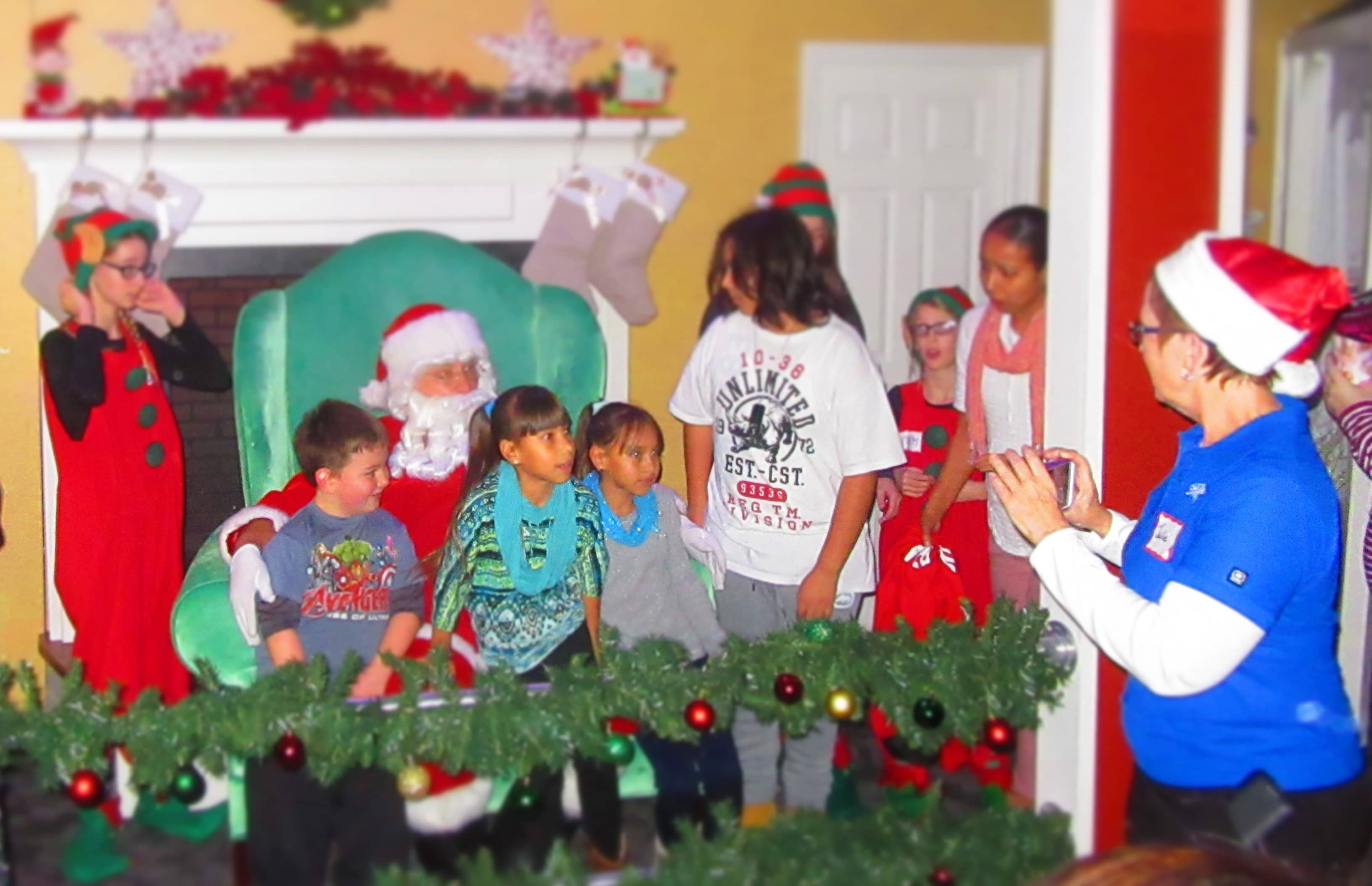 Markel Creating Christmas - Kevin Maas - Omaha Children's Museum