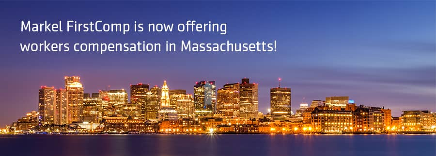Massachusetts - Markel workers compensation entry