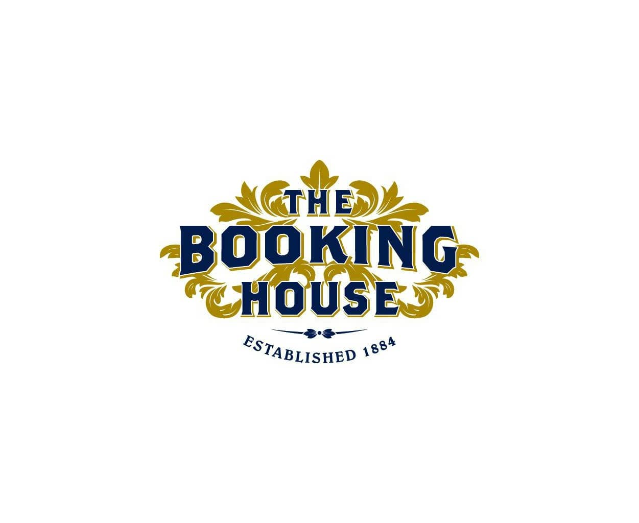 The Booking House logo